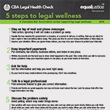 5 steps to legal wellness