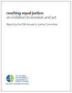 Executive Summary of Reaching Equal Justice