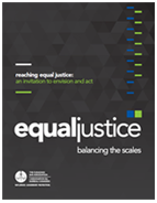 Summary Report of Reaching Equal Justice