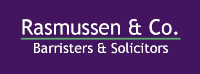 rasmussen and co barristers and solicitors